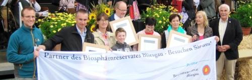 neue Partner im Biosphärenreservat Bliesgau