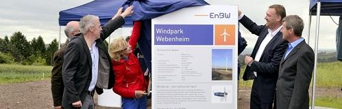 Windpark Webenheim