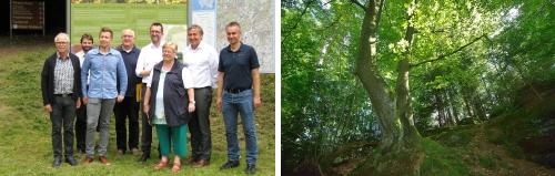 Naturfreundehaus Kirkel informiert über die Biosphäre Bliesgau