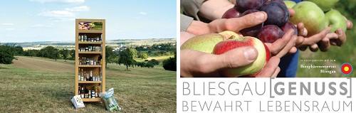 Bliesgau-Produkte